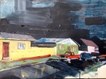 Tsunami Zone, Puerto Natales