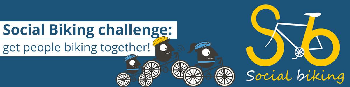 social biking challenge 2019