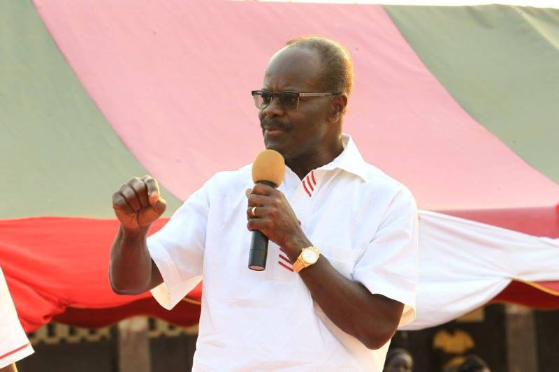 Dr Nduom at Gomoa