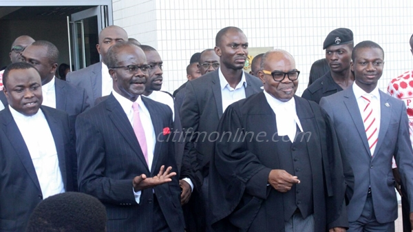 Nduom, PPP, Court Case agaisnt EC