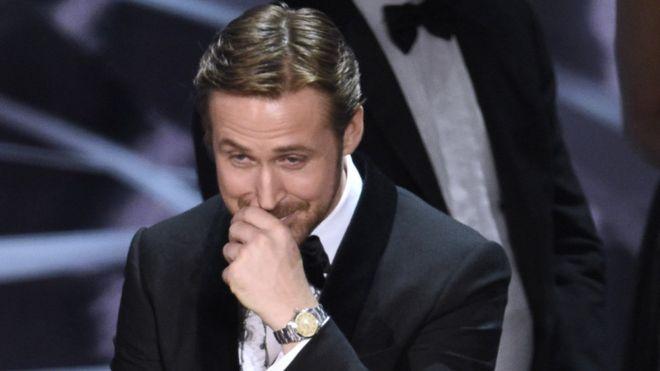 Image result for ryan gosling giggle