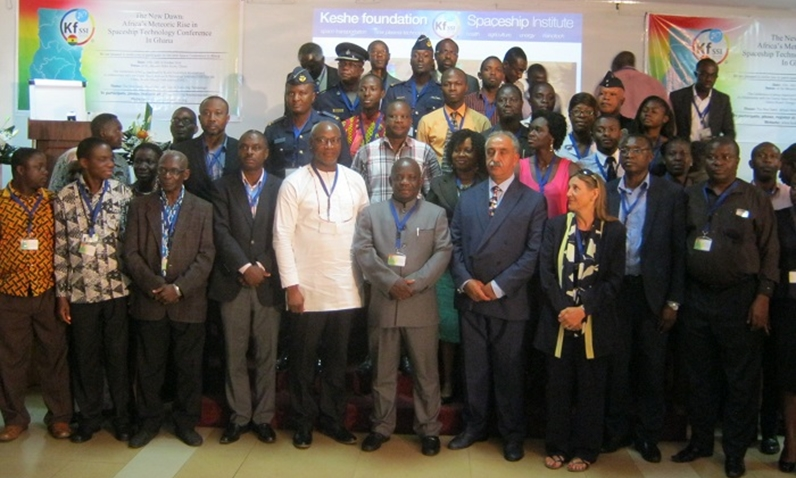 The October 2016 joint conference between Keshe Foundation and GAEC