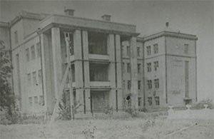 Школа № 66, период строительства