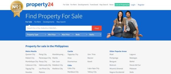 Property24 | Philippine Real Estate Finder