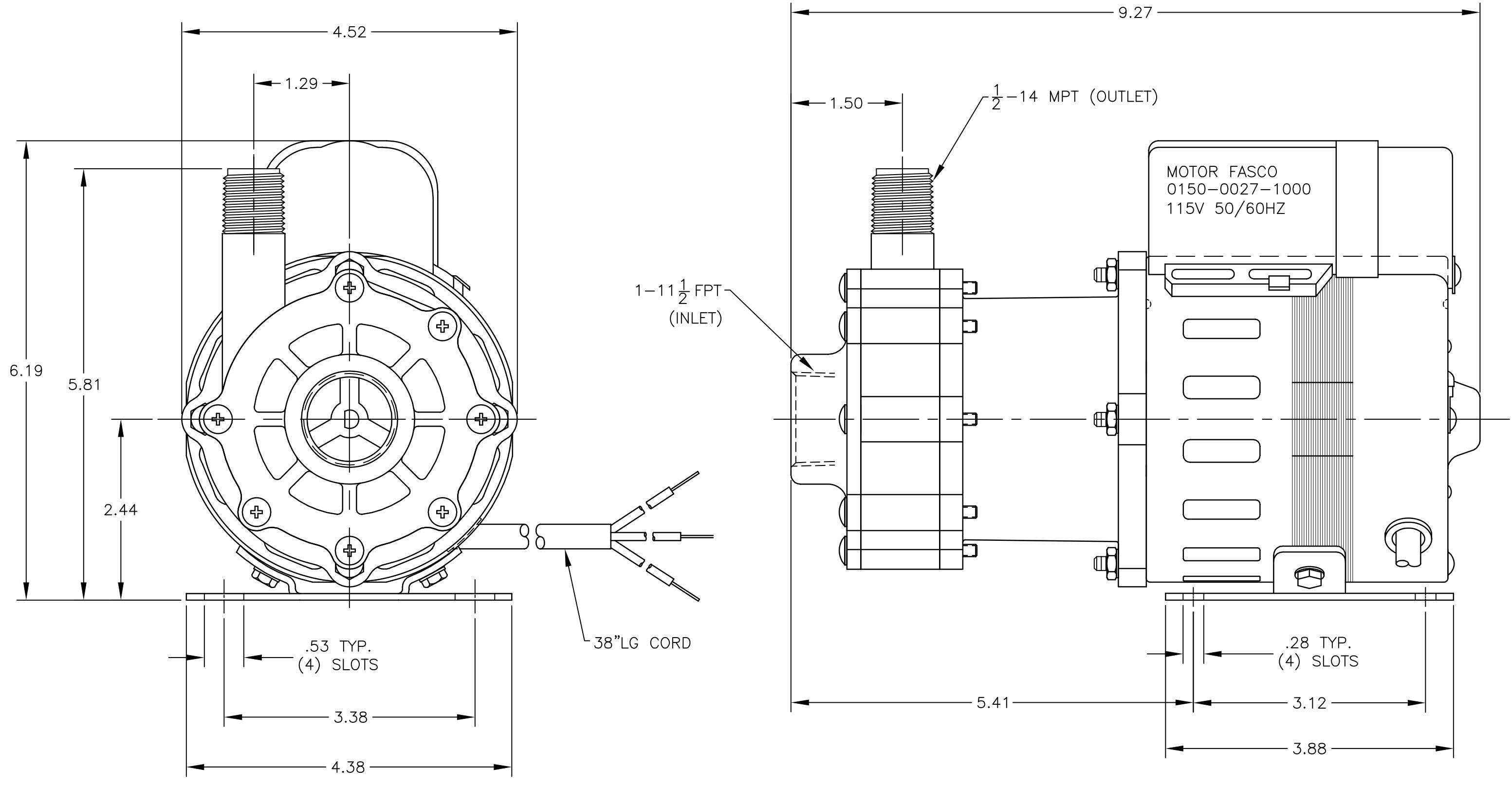 Dometic Pma100 Pump