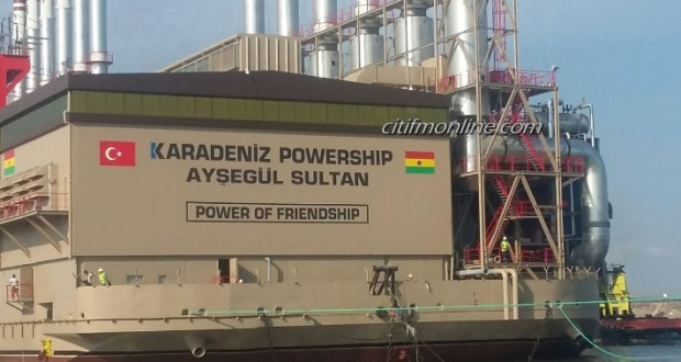 Gov't to compensate communities to be affected by Karpowership relocation