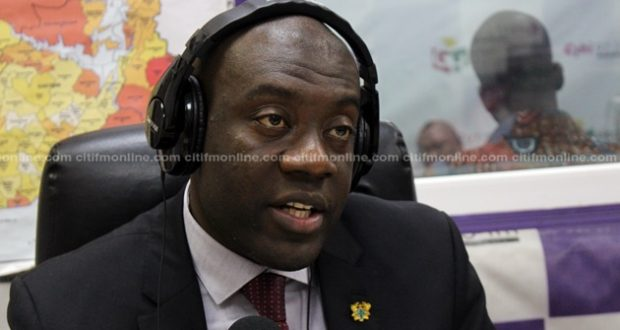 We only promised to collaborate with private sector on 1DIF – Oppong Nkrumah