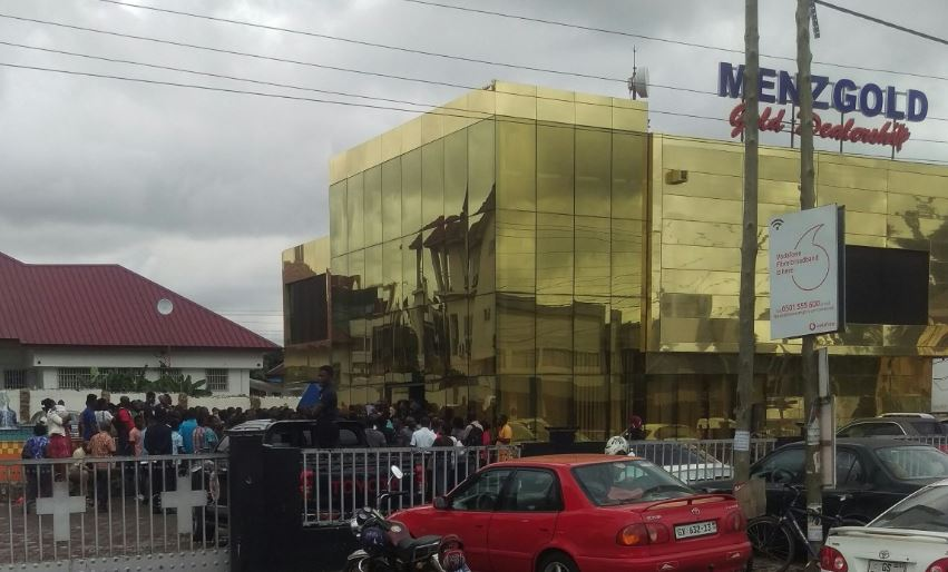 Menzgold closed for business today; postpones payment of returns again