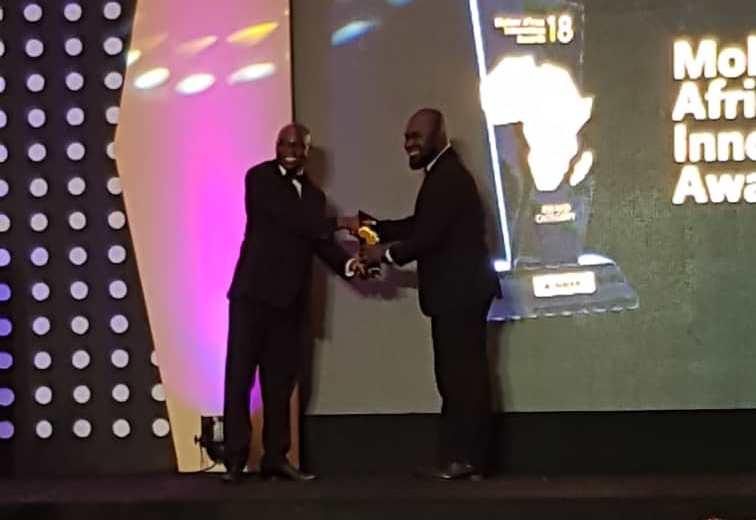 Host of CitiTrends, Philip Ashon, Citi FM honoured at MOBEX awards