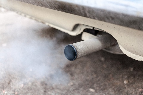 Man, 24, fined after having sex with car exhaust pipe