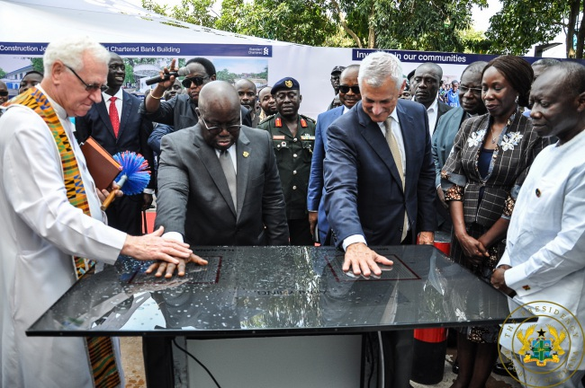 We've saved deposits of 1m Ghanaians in cleaning banking sector – Nana Addo
