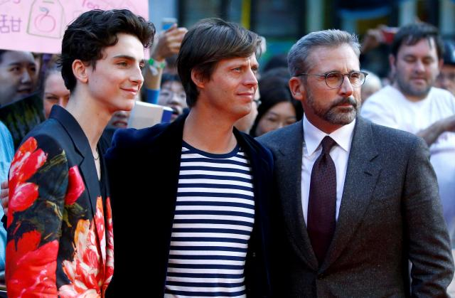 'Beautiful Boy' tackles family's battle with drug addiction