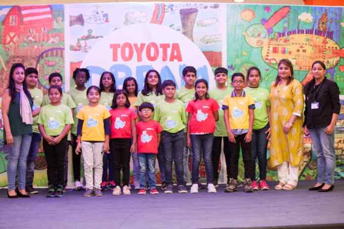 DPS International grabs 26 medals in Toyota Dream Car Art Contest 2