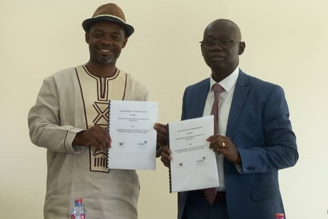 GES,  Millennium Promise Alliance (MPA) sign MoU to remove Schools Under Trees 1