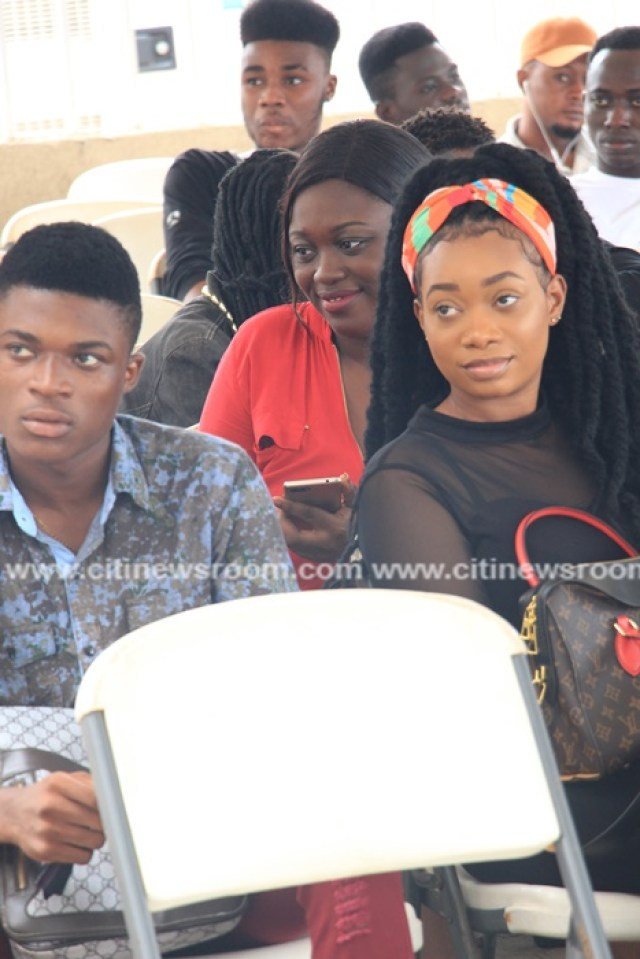 Citi TV's Voice Factory auditions underway 10