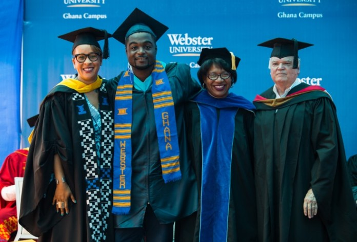 Webster Ghana holds fifth commencement ceremony 1