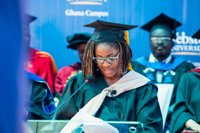 Webster Ghana holds fifth commencement ceremony 2