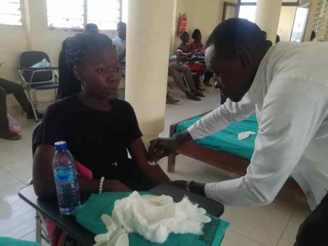 KTU organises blood donation exercise 4