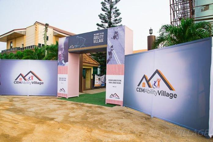 Photos: Charismatic Evangelistic Ministry to build 2000 acre Ability Vilage for the Disabled in Ghana 3