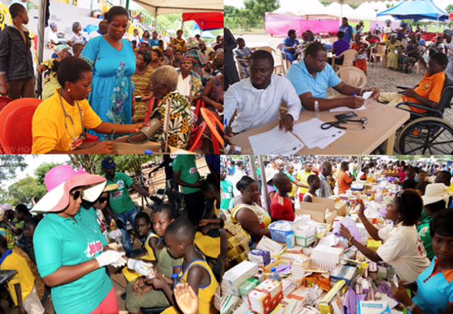 Photos: Charismatic Evangelistic Ministry to build 2000 acre Ability Vilage for the Disabled in Ghana 14