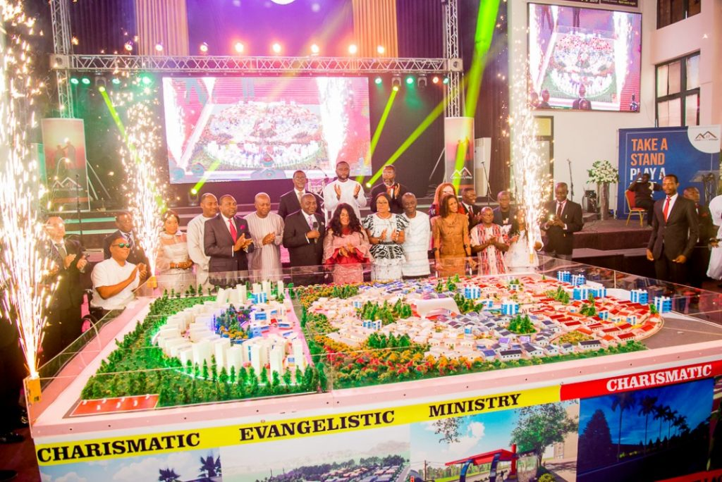 Photos: Charismatic Evangelistic Ministry to build 2000 acre Ability Vilage for the Disabled in Ghana 9