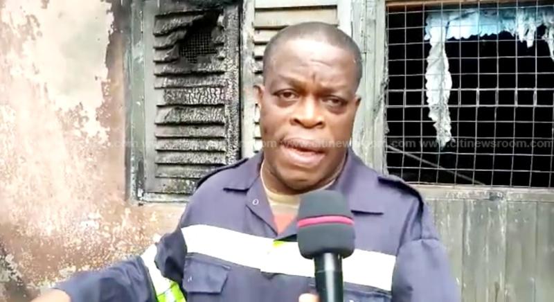 ACFO Gaddiel Ebonyi-Fire Commander, W/R