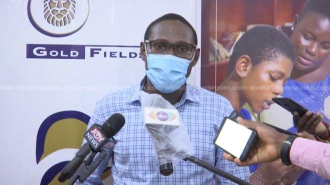 Abdel Razak Yakubu- Gold Fields Regional Manager, Sustainability