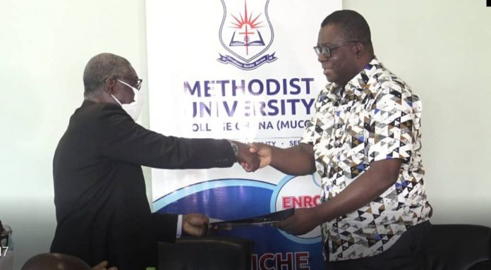 NAGRAT Partners Methodist University to run Post-Graduate Courses for Teachers 1