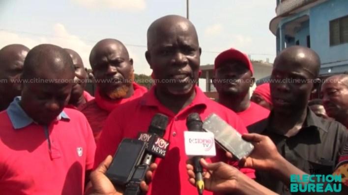 WR: NDC demonstrates against EC to demand Tarkwa, Essikado-Ketan seats 3