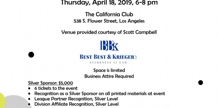 Los Angeles County Division Board Dinner