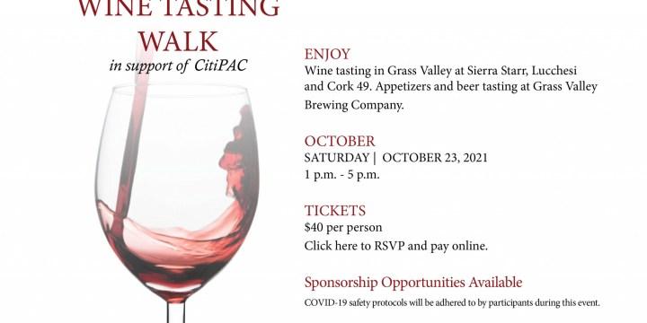 2021 Sacramento Valley Division CitiPAC Fundraiser