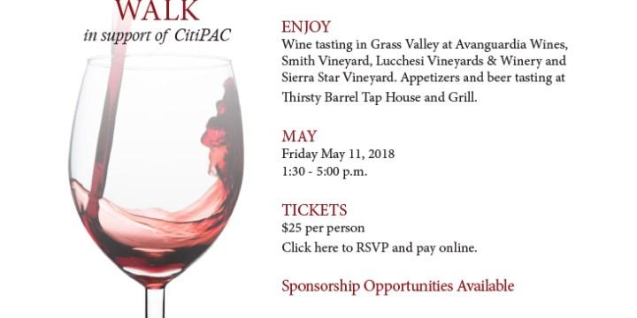 2018 Sacramento Valley Division CitiPAC Fundraiser