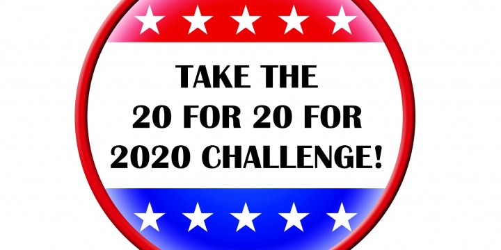 Do Your Part to Protect Local Control by Taking the 20 for 20 for 2020 Challenge!