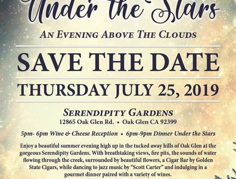 Inland Empire / Desert Mountain Division's Food & Wine Under the Stars