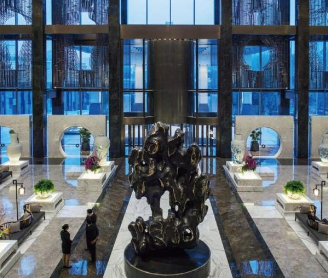 Nuo Hotel A New Eco Conscious Luxe In Beijing