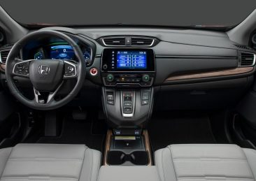 cr3 366x259 - Honda CR-V gains new face and Hybrid tech in North America – The Citizen