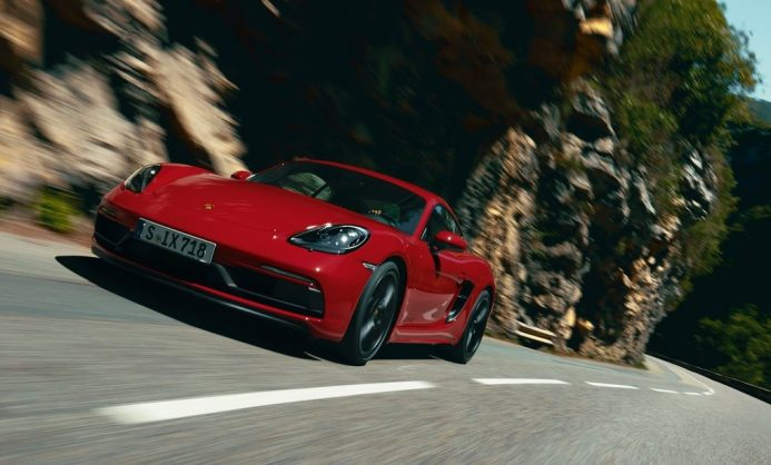 Natural six-cylinder power returns for flagship Porsche Boxster and Cayman