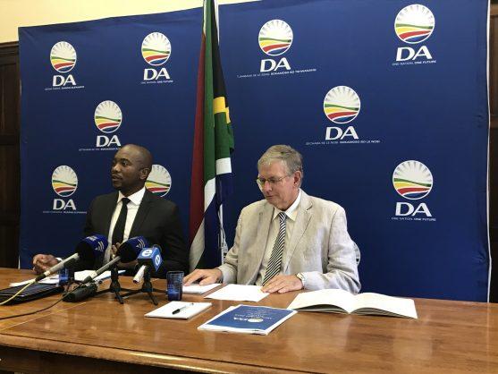 DA calls for unbanning of 'non-essential' goods in retail stores