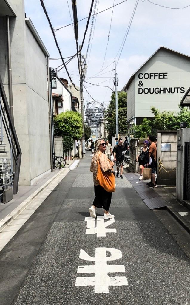 Tokyo interview Sabrina Visual voor vakantie flow van Citizen of