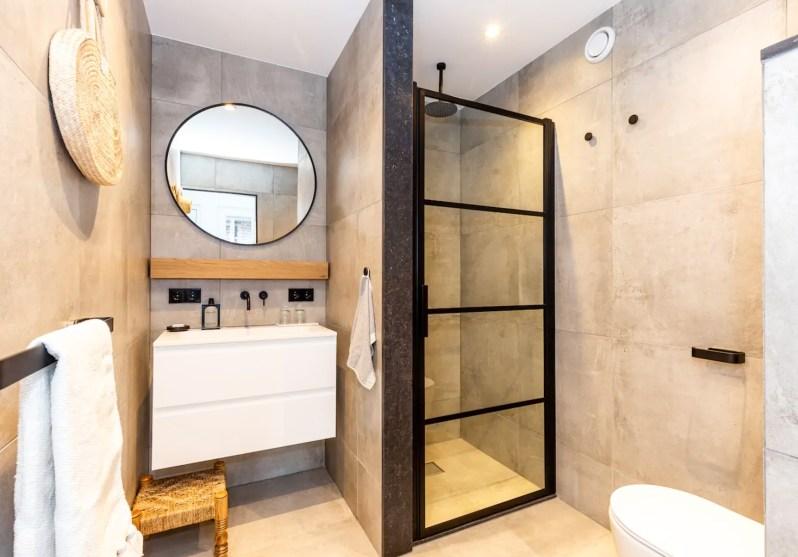Suite- Suite Zandvoort Badkamer