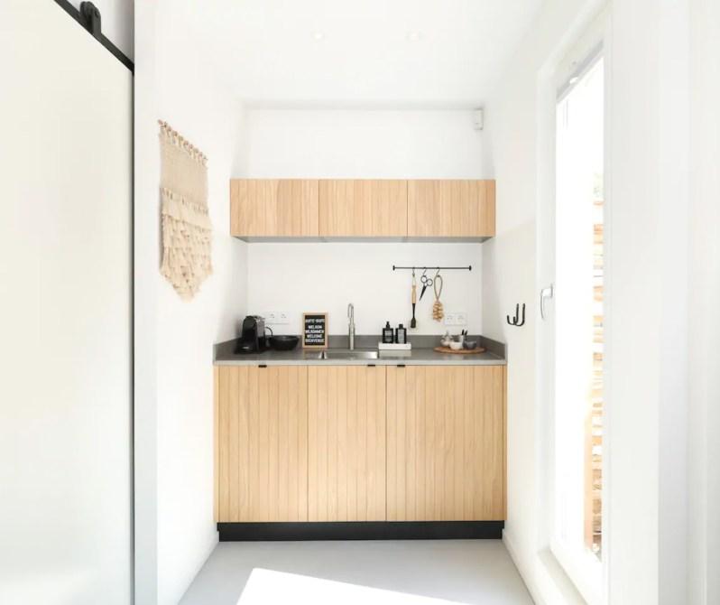 Suite- Suite Zandvoort pantry