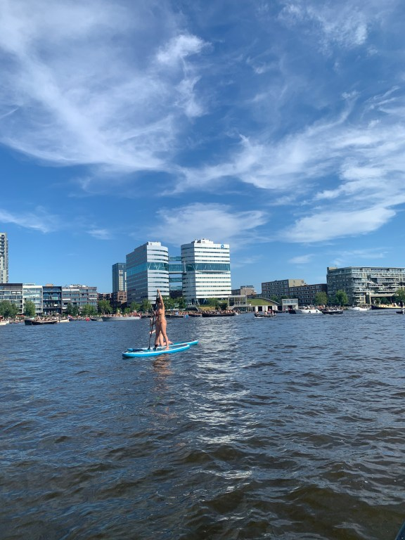 Sup Sup Club Amsterdam Stand Up paddling