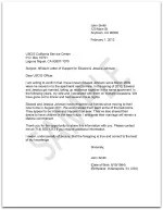 How To Write An I 751 Affidavit Letter