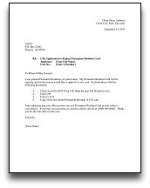 I am <name>, w/o <husband/father's name>, currently residing at <address>. Sample I 90 Cover Letter For Uscis Filing Citizenpath