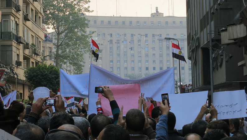 One Year Since My Tahrir