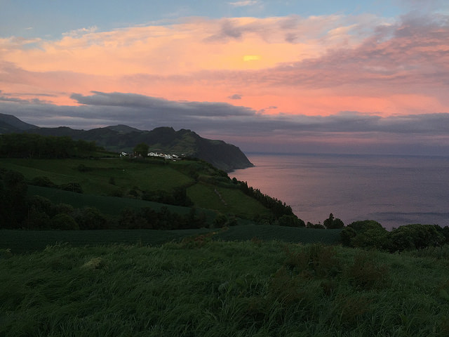 CTRP480 From the Mountains in São Miguel, Azores