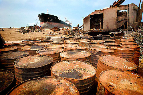 Break Down: The Struggle For Responsible Ship Recycling