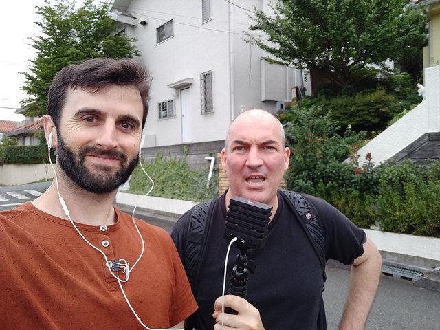 Matthew Dons: A Walk Around His Tokyo