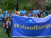 rinia shqiptare albanian youth pulse of Europe Citizens Channel