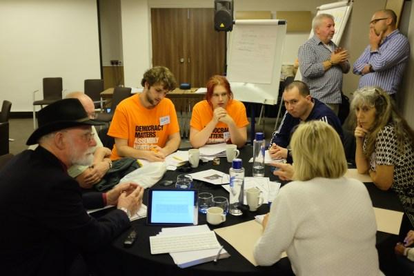 Sheffield Citizens Assembly